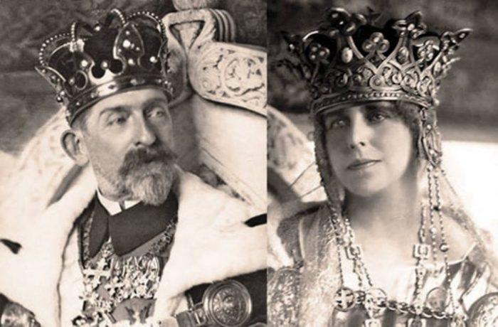 15 octombrie 1922, ziua în care Ferdinand și Maria au fost încoronați ca Regi ai României Mari, la Alba Iulia