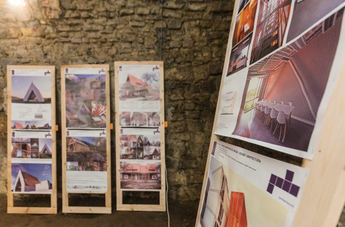 """Secțiunea """"Rural"""" a Bienalei Naționale de Arhitectură, la Cluj"""