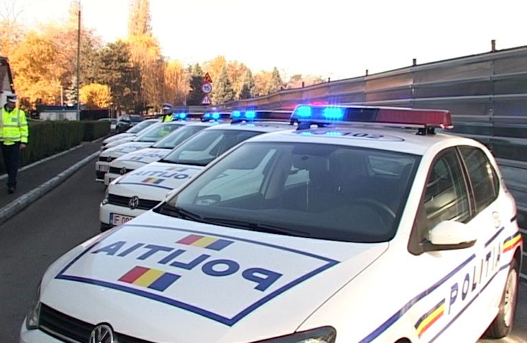 Autospeciale noi de intervenție, pentru structurile POLIȚIEI ROMÂNE