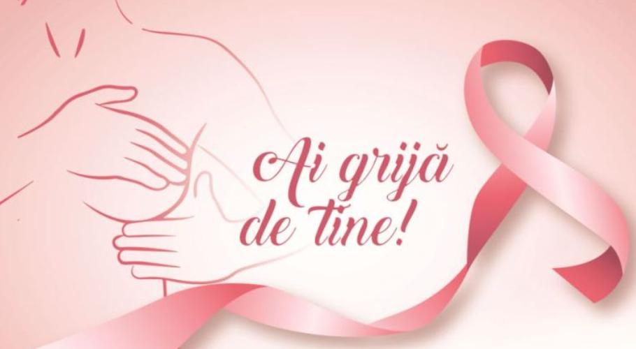 Testări gratuite în mediul rural, pentru depistarea cancerului de sân