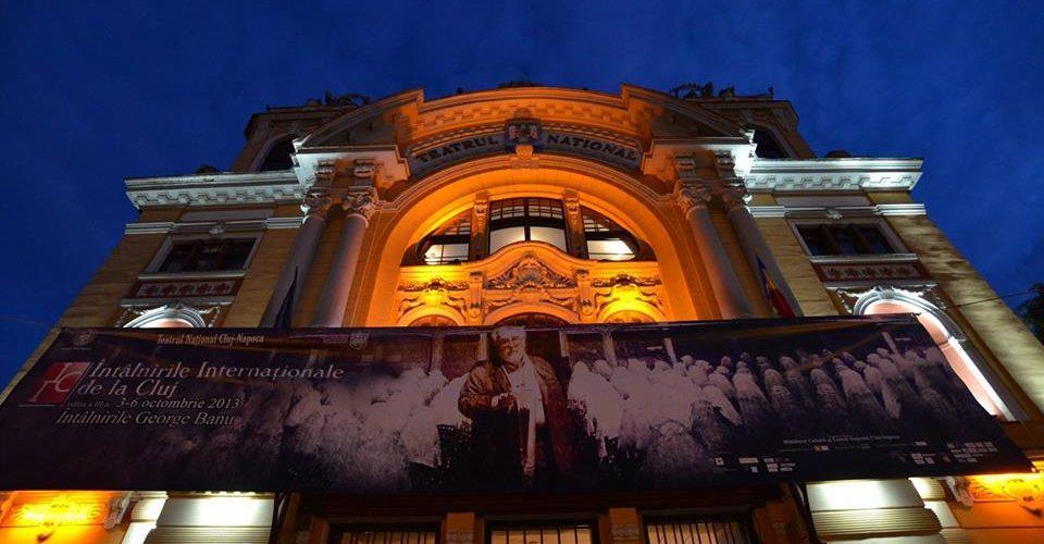 Festival  de teatru – Întâlnirile Internaționale de la Cluj
