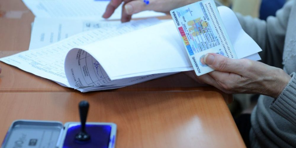 Aproape 19 milioane de cetățeni au drept de vot în România
