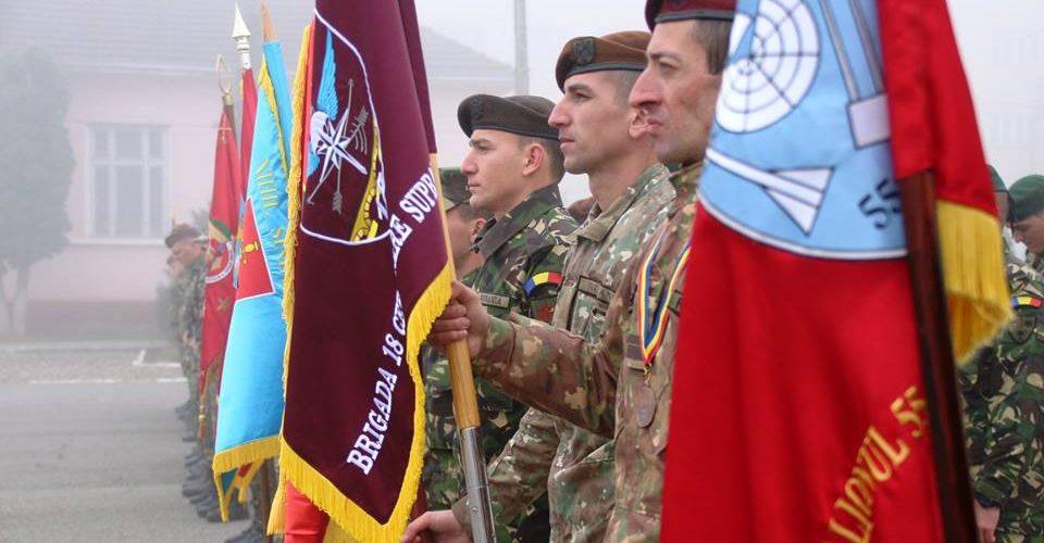 """""""Cel mai bun subofițer și cel mai bun soldat în 2018""""  din Divizia 4 Infanterie """"Gemina"""". Ediție aniversară."""