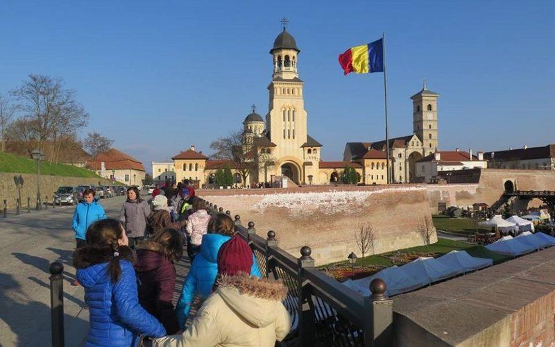 De 1 Decembrie, polițiștii din Alba vor fi ajutați de colegi din șapte județe