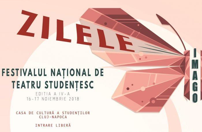 """""""Zilele IMAGO"""" – Festival Național de Teatru Studențesc, la Cluj"""