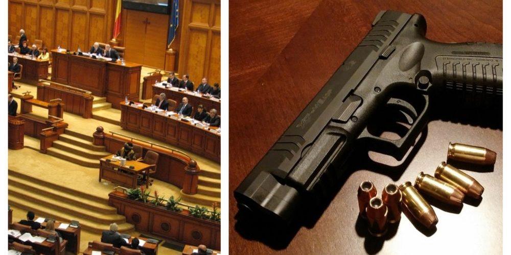 Românii au dreptul să fie împușcați de infractori!