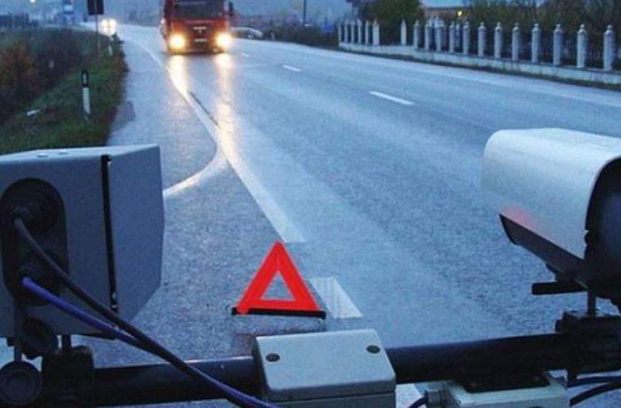 Vom avea radare fixe pe drumurile naționale din județ