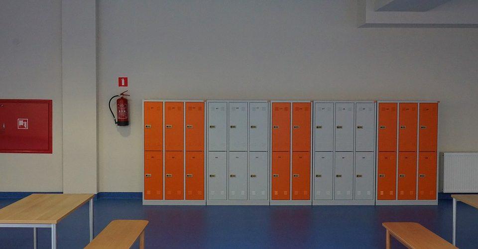 Proiect: Şcolile, obligate să asigure dulapuri fiecărui elev