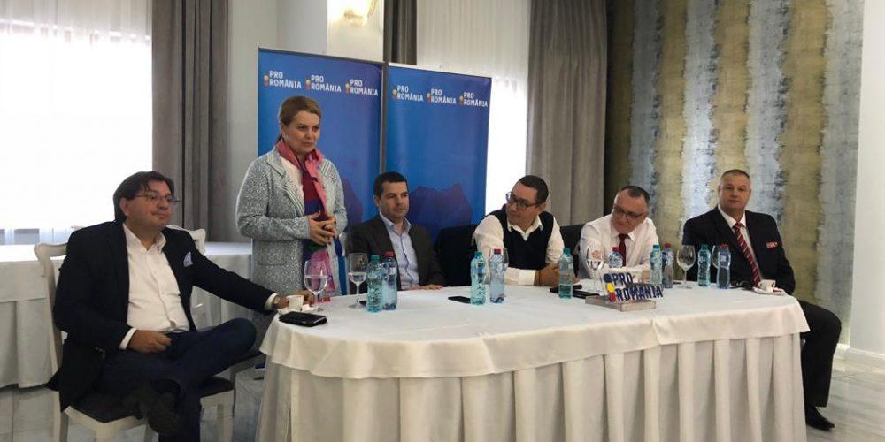 Aurelia Cristea, aleasă vicepreședinte al PRO România