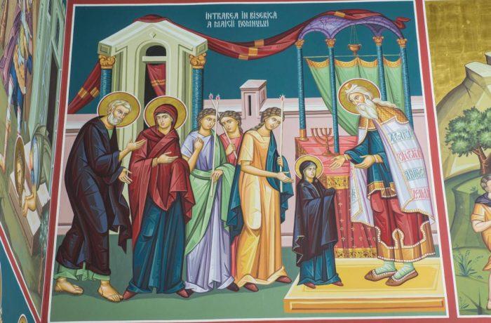 Intrarea Maicii Domnului în Biserică, sărbătoare a Luminii și Binelui