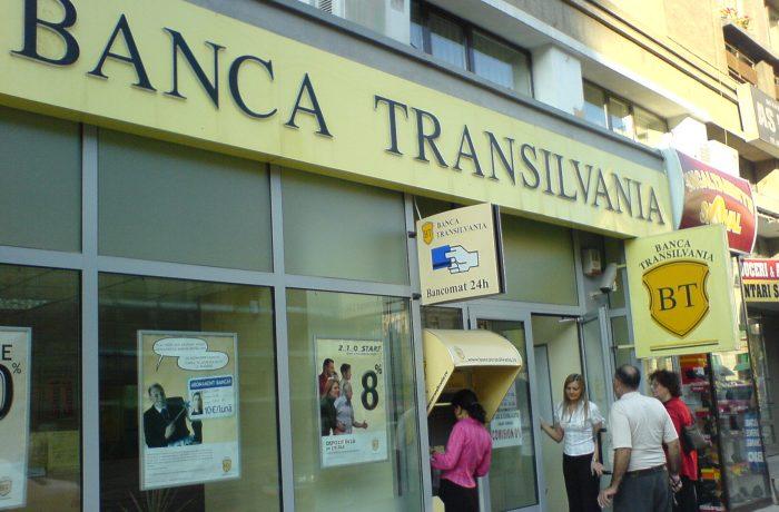 Bancpost şi Banca Transilvania vor fuziona  în 31 decembrie