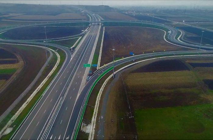 Mai avem 13,7  kilometri de autostradă!
