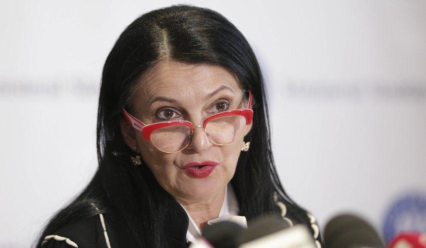 """Sorina Pintea  vrea să facă """"puţină ordine"""" în sistemul de sănătate"""