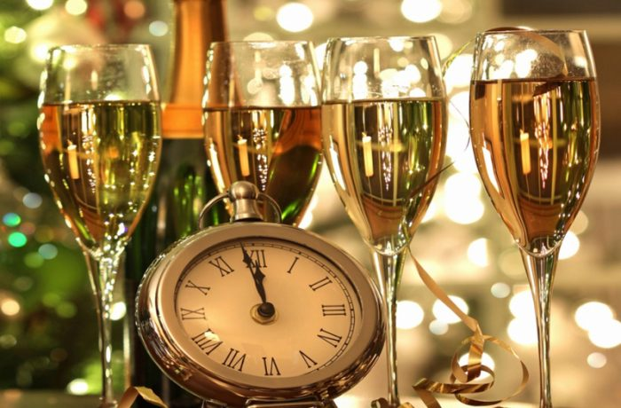 Anul Nou, cu bucurie!