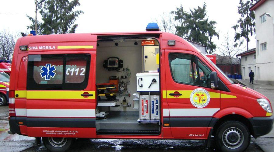 Primul lot cu 43 de autospeciale a fost livrat către serviciile de ambulanţă