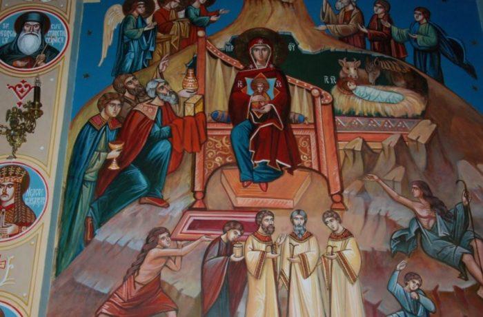 Soborul Maicii Domnului, în a doua zi de Crăciun