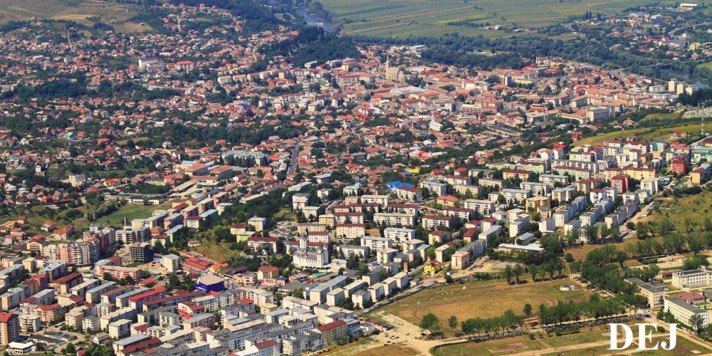 În Dej se modernizează 37  de străzi, pe bani europeni