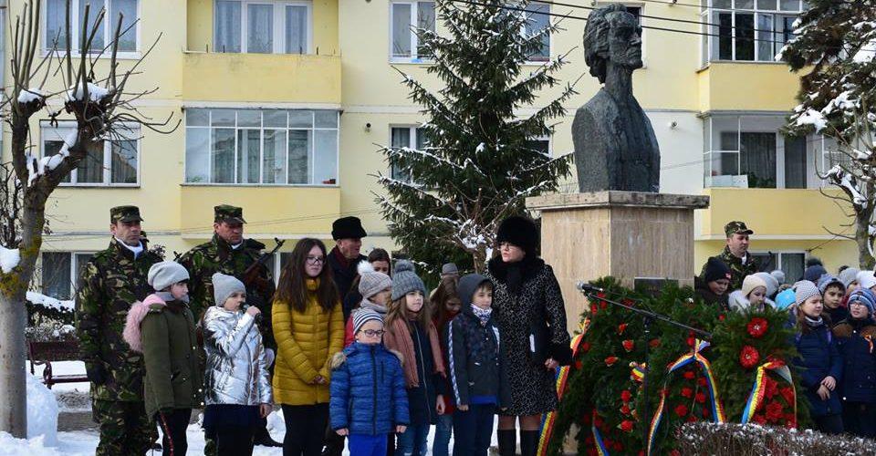 Ziua Eminescu-Ziua Culturii Naționale, sărbătorită la Dej
