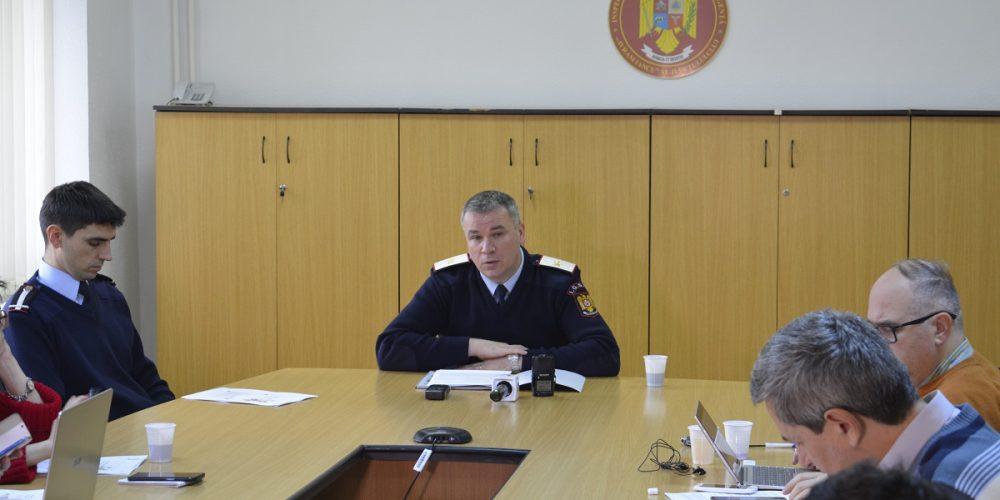 """Bilanț  2018, la Inspectoratul pentru Situații de Urgență """"Avram Iancu"""" al județului Cluj"""