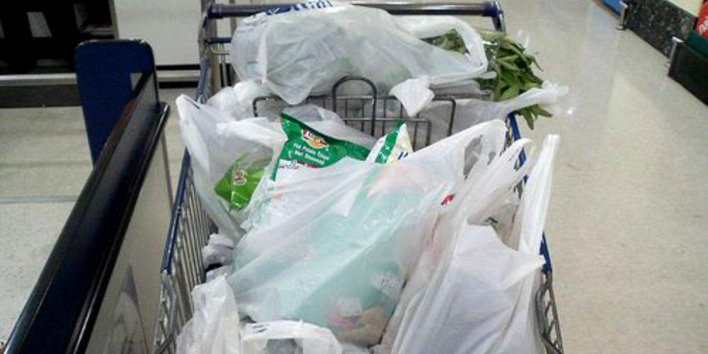 De astăzi, pungile din plastic se înlocuiesc  cu sacoşe biodegradabile