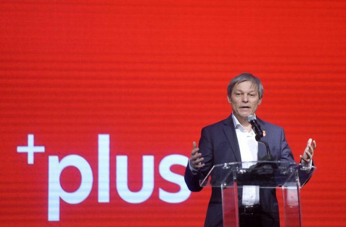 Dacian Cioloş, ales preşedinte al PLUS