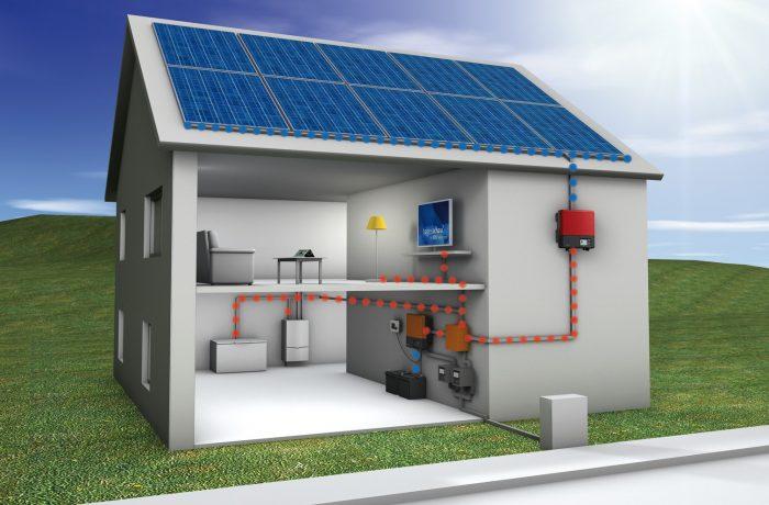 Românii sunt încurajați să-și monteze panouri fotovoltaice