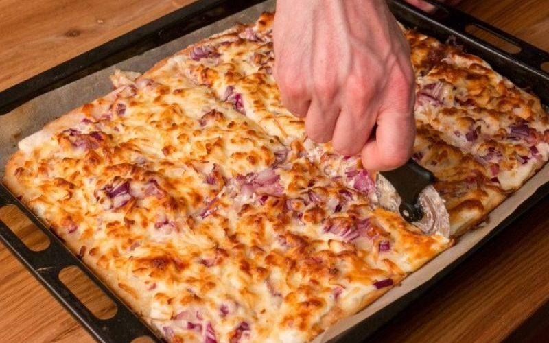 Pizza Record, în doar 20 de minute!