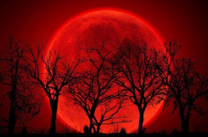 Super Luna Sângerie, un fenomen astronomic deosebit