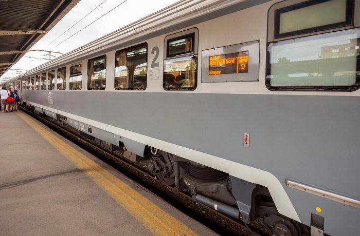 CFR Călători vinde  bilete online  la trenurile  internaționale