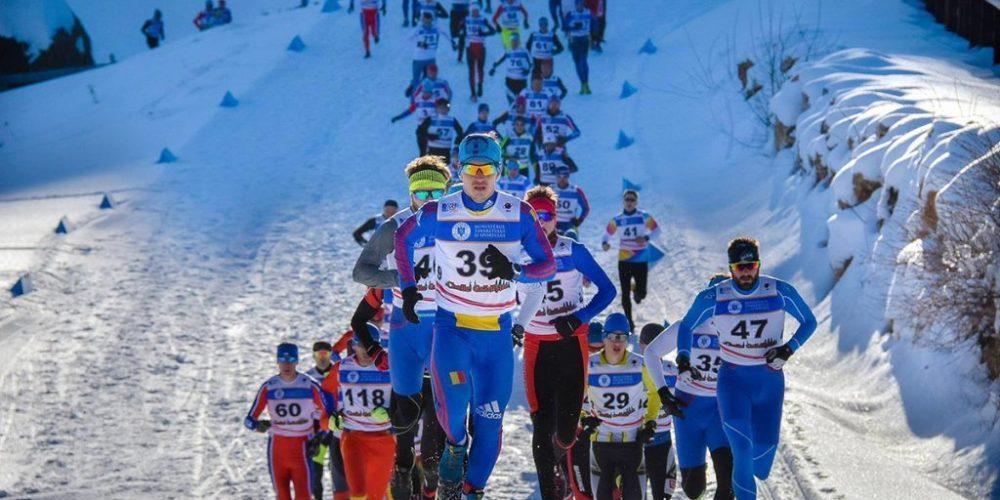 Astăzi încep  Campionatele Europene de Winter Triathlon!