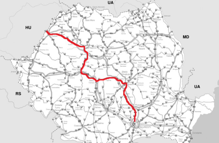 Topul celor mai periculoase șosele din România