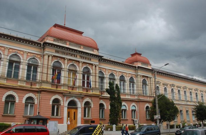 Cerc de Calculatoare şi Tehnologia Informaţiei  la Universitatea Tehnică din Cluj