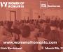 Egalitatea de gen, tema celei de-a treia ediții a Women of Romania