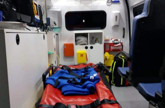 Dejul are o ambulanță nouă și va mai primi una în aprilie!