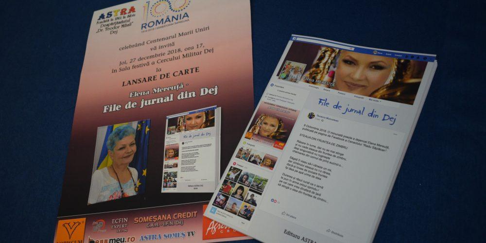 Cărțile dejenilor: Elena Mereuță – Poemele unui oraș absent