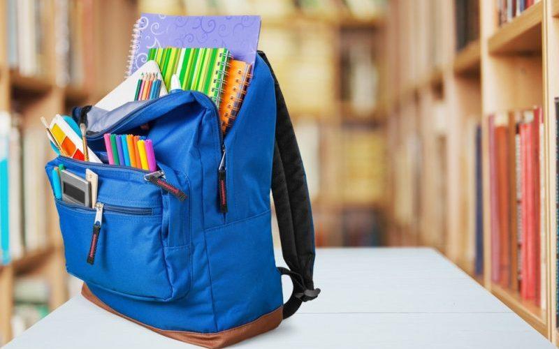 Ghiozdan  cu manuale și rechizite, pentru fiecare elev din țară!