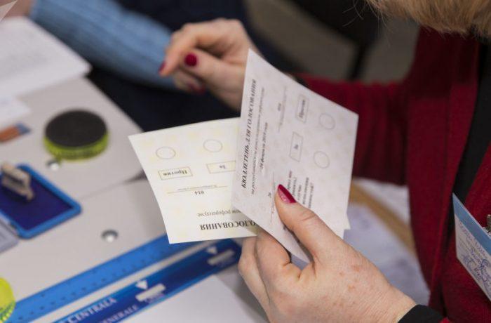 Alegeri în Republica Moldova. Statistici.