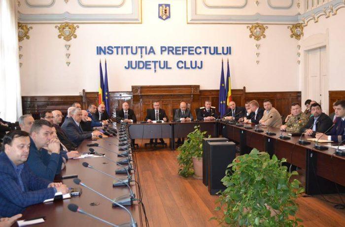 Bilanţul Instituţiei Prefectului Judeţului Cluj pentru anul 2018