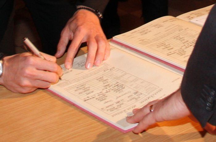 Proiect de lege pentru întocmirea actelor de stare civilă în format electronic