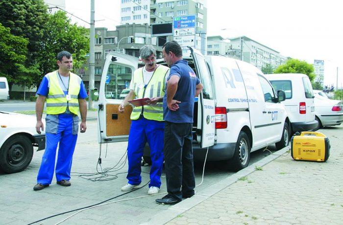 Mii de mașini din România prezintă pericol iminent de accidente