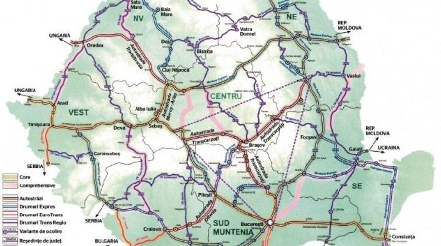 România construiește autostrăzi… pe hârtie!