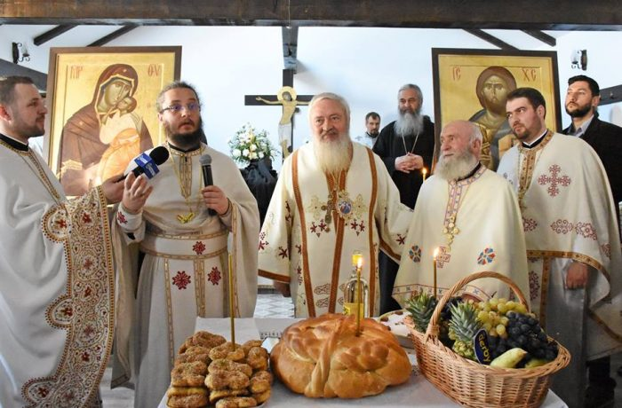 """Hramul Mănăstirii """"Sfinții 40 de Mucenici"""" – Memorialul Gherla"""
