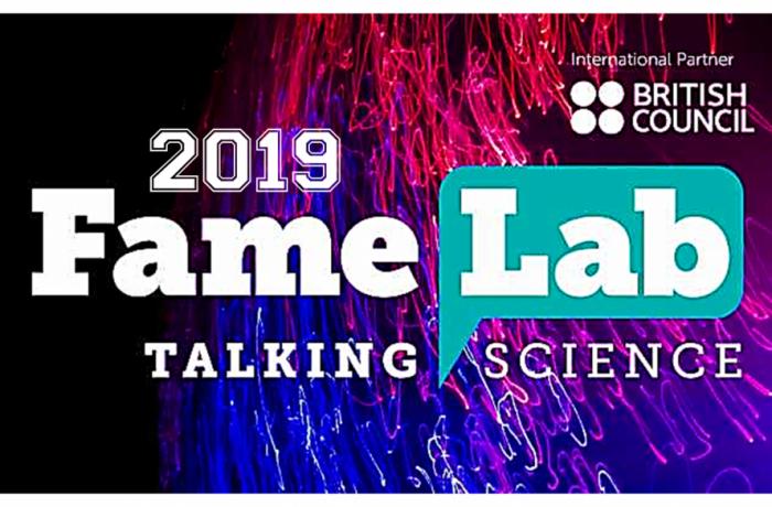 Până în 31 martie se mai pot face  înscrieri FameLab 2019