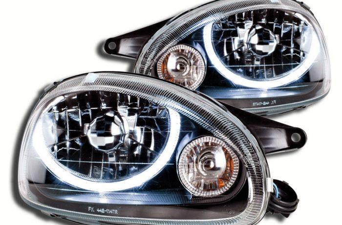 Proiect de lege: interzicerea farurilor suplimentare la mașini