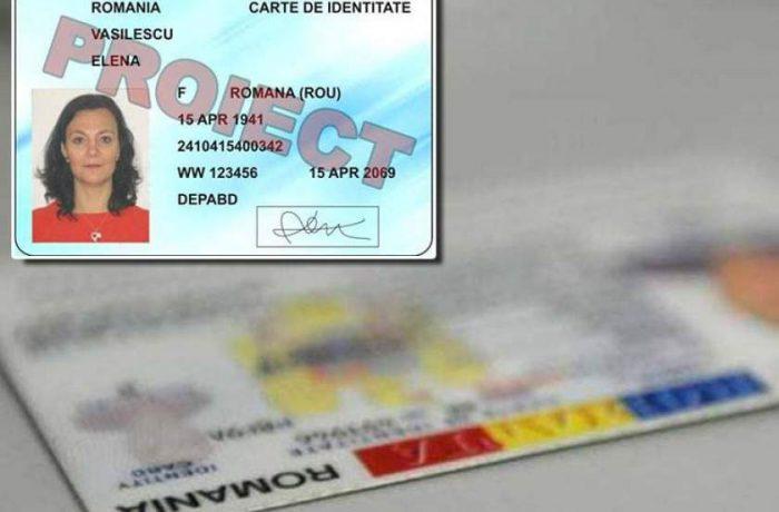 Se schimbă toate cărțile de identitate din România!