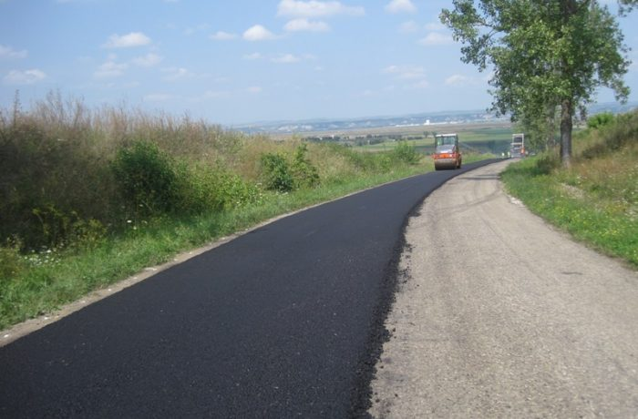 5,6 milioane de euro pentru drumurile județului Cluj