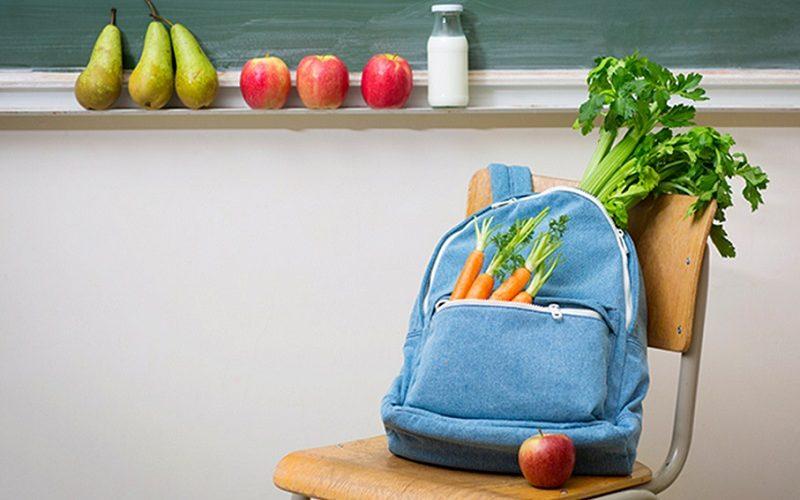 18 milioane de euro prin programul UE de încurajare a consumului de fructe, legume și lapte în școli