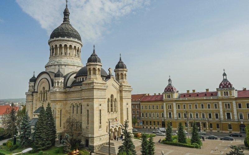 Mitropolia Clujului aniversează 13 ani de existență