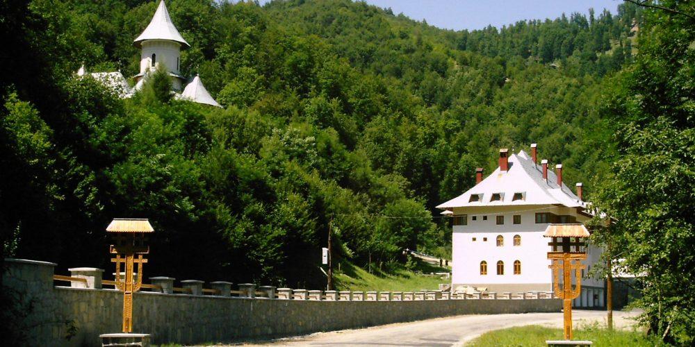 De văzut: Mănăstirea Rebra-Parva