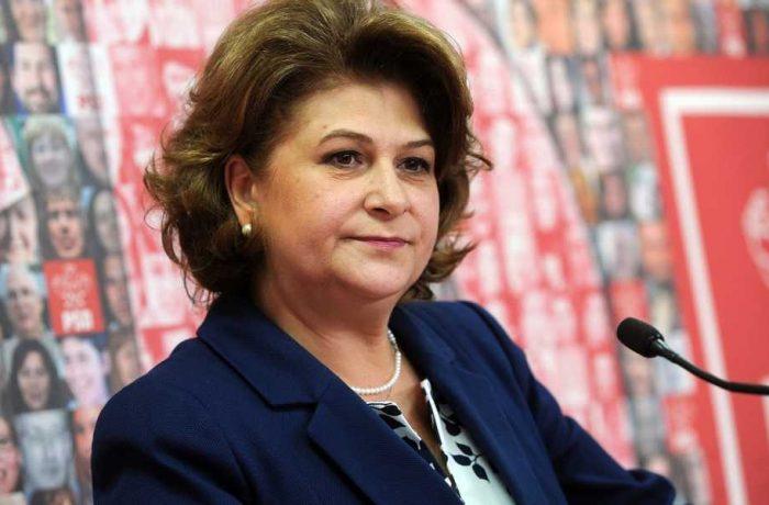 Rovana Plumb, prima pe lista candidaţilor PSD la alegerile europarlamentare
